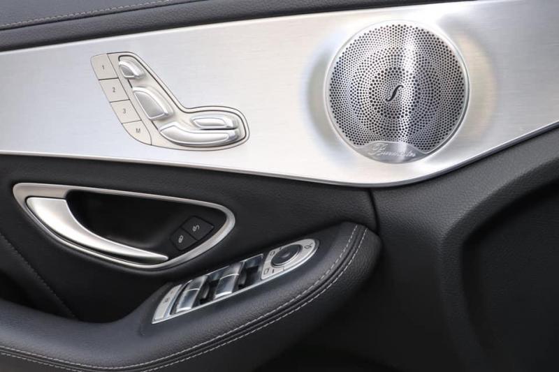 Mercedes C300 AMG 2018 màu Đen