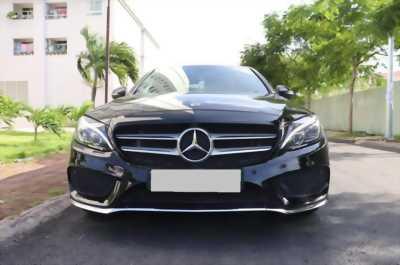 Cần bán nhanh Mercedes C300 AGM đời 2017