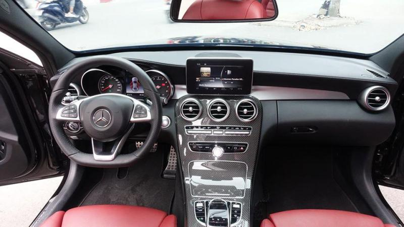 Bán em xe Mercedes C300 đời 2018