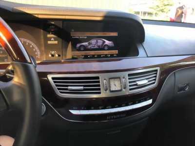 bán xe Mercedes S400 Hybrid 2012 màu bạc
