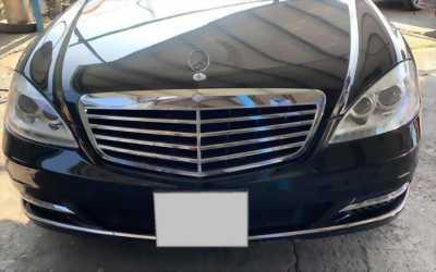 Gia đình cần bán xe Mercedes S400 sx 2010 màu đen