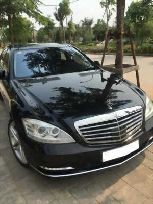 Gia đình cần bán S400 hibrid, sản xuất 2012, số tự động, màu đen