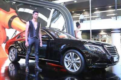 Cần bán chiếc Mercedes S400L 2014, màu đen siêu cá tính giá rẻ