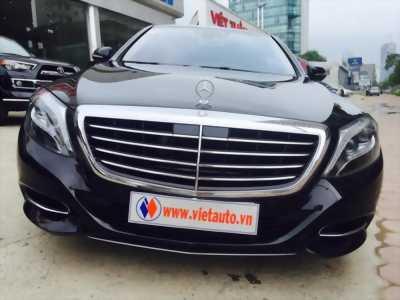 Mercedes-Benz S500 sản xuất 2014, đăng ký 2015 tên cá nhân chính chủ từ đầu