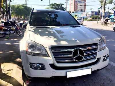 Xe Mercedes GL550 AMG 2010 màu trắng nhập khẩu Mỹ