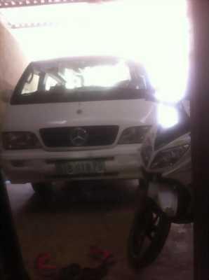 Cần bán xe Merceder Benz 16 chỗ .đời 2001