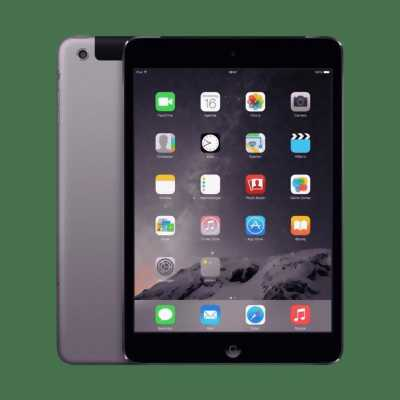 Ipad mini 2 4g 64gb