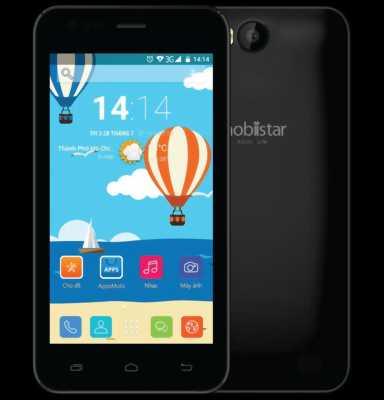 Điện thoại Mobiistar siêu rẻ MỚI 98%