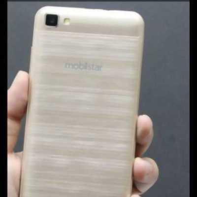 Mobiistar laiz1 trắng bạc 99%