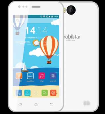 Mobiistar Kool Đen 8 GB