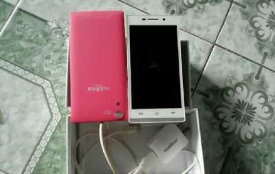 Mobiistar Lai 504c full box