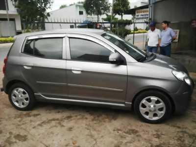 Cần nhượng lại em xe Kia Morning sản xuất năm 2009, màu xám quyến rũ