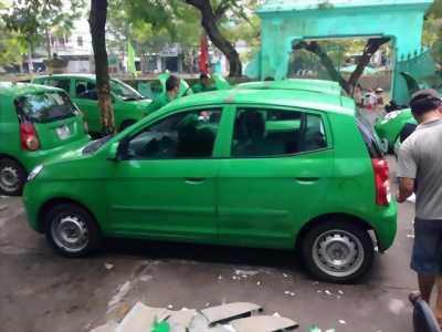 Morning sx 2012 Số sàn 5chỗ bán rẻ cho thợ sơn dọn