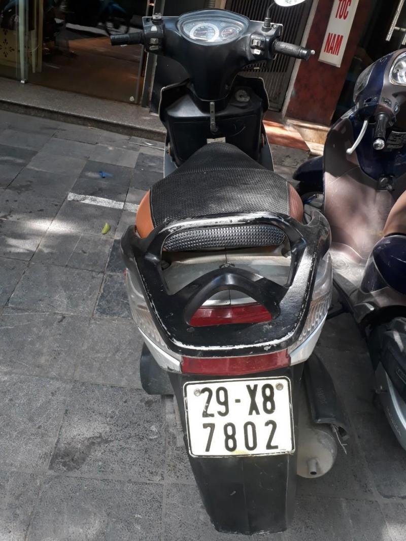 Xe máy Yamaha tay ga tốt nhất mọi thời đại - 6.5 tr