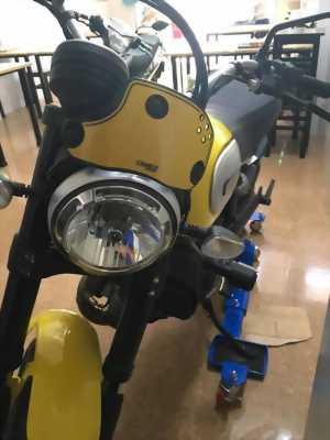 Ducati scrambler Icon chưa được bao lâu bán giá rẻ
