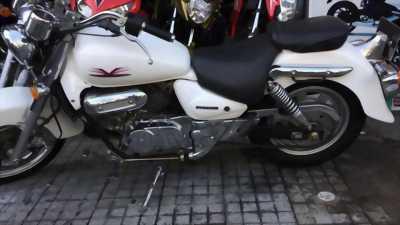 Moto pkl Hyosung Aquila 250cc nguyên bản.