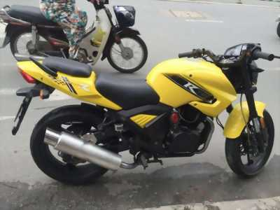 moto CB125R 2 máy 3 đĩa thể thao 04331