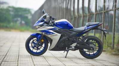 Pkl moto yamaha r3