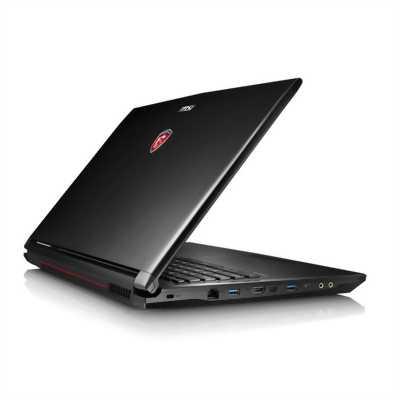 💥 MSI GL62 - laptop gaming, đồ hoạ cực ngon, giá