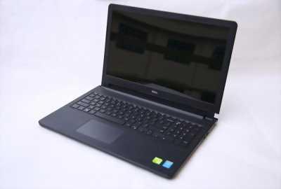 Bán laptop dell vì thua độ bóng đá. Máy core i5
