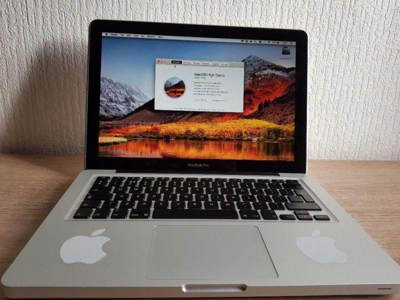 MacBook Pro 13-inch, Early 2011
