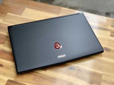 Laptop Gaming MSI GL62 7RDX, i7 7700HQ 8G SSD128+1T Full HD GTX1050M 4G còn BH 4/2020