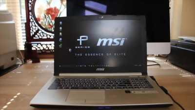 Cần bán MSI ROG GL553VD i5-7300HQ,RAM 8G,HDD 1T