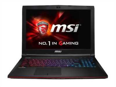 MSI GE62 6QG i7 6700/Ram8G/HDD 1T/Nvidia GTX 965 2G