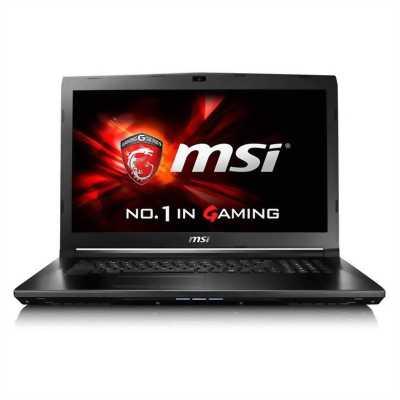 MSI GVZ62 i5-7300HQ/ram8G/HDD 1T/Nvidia GTX 1050 4G