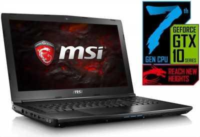 Bán laptop MSI Gs63 7rd mua tháng 2-2018