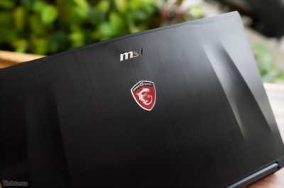 Msi GS72-6qe laptop gaming