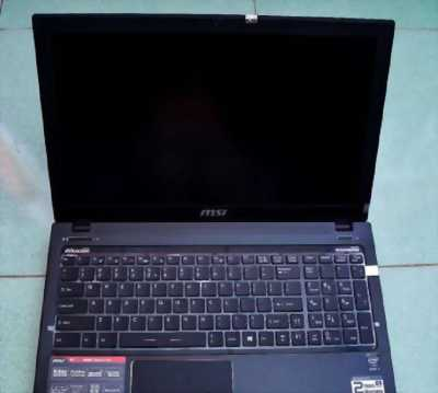 Laptop chuyên cho game MSI GE60 2QD Core-I7 GTX 950