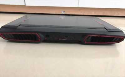 Khủng long MSI GT73 Core i7 6820HK VGA GTX1080 99%