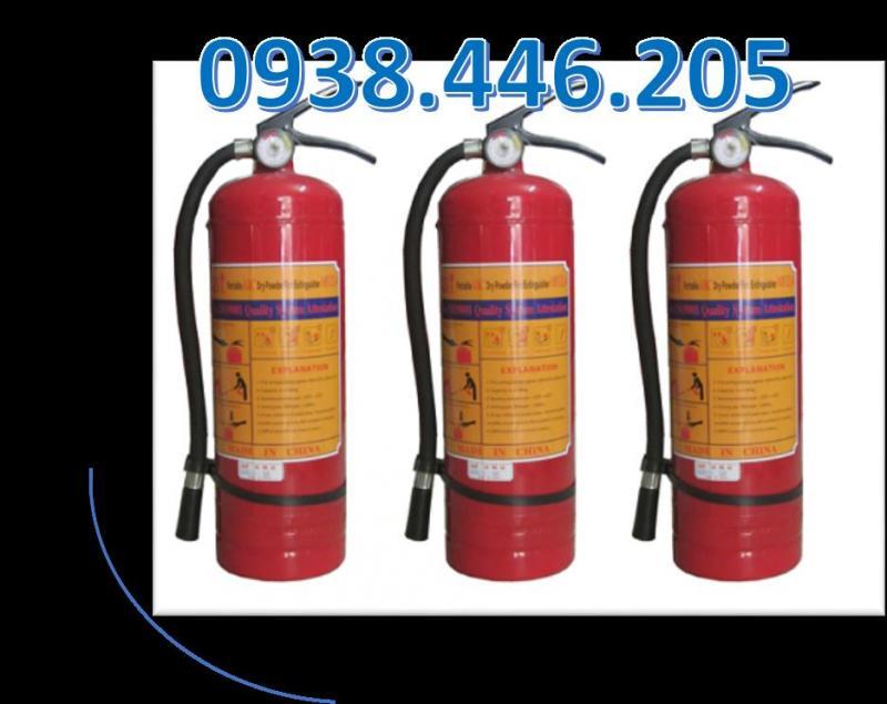 Nạp bình chữa cháy tại tp HCM, gọi ngay 0938446205
