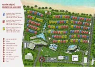 Biệt thự Movenpick Bãi Dài Cam Ranh Nha Trang Khánh Hòa