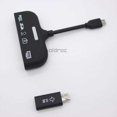 Micro cho laptop và cáp mhl chân 11 pin