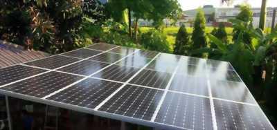 Chuyên lắp đặt tấm pin năng lượng mặt trời tại Bình Dương
