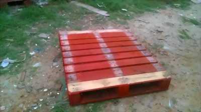 Bán pallet gỗ