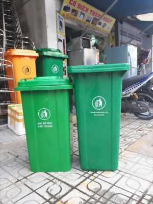 Thùng rác nhựa Phước Đạt - Thùng rác nhựa đa dạng mẫu mã