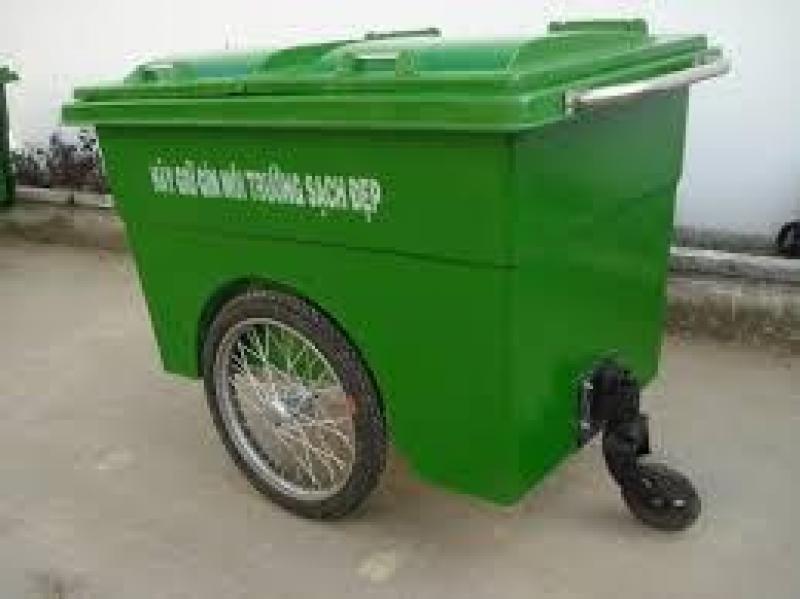 Thùng rác Composite sản xuất theo yêu cầu