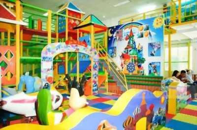Chuyên thiết kế, lắp đặt mới Khu tổ hợp vui chơi trong nhà