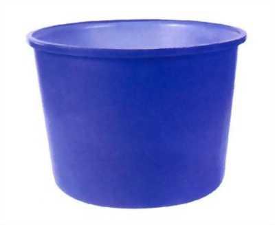Thùng nhựa tròn 250l, 350l, 500l, 750l, 1000l