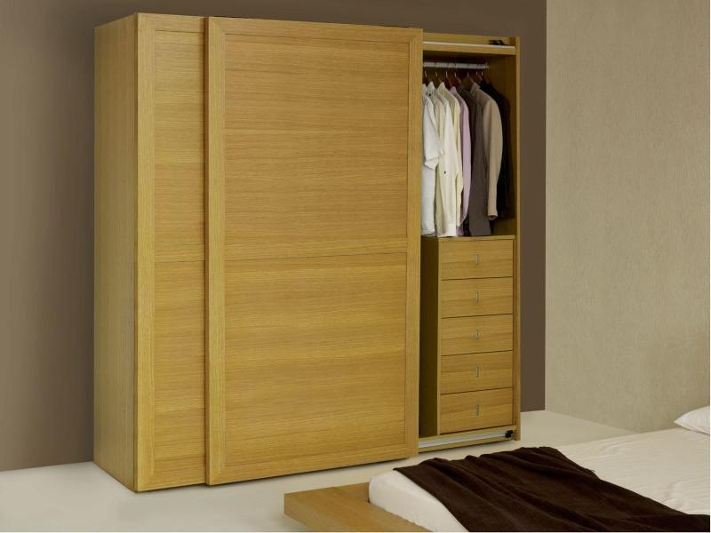 Hạ giá Tủ quần áo gỗ công nghiệp