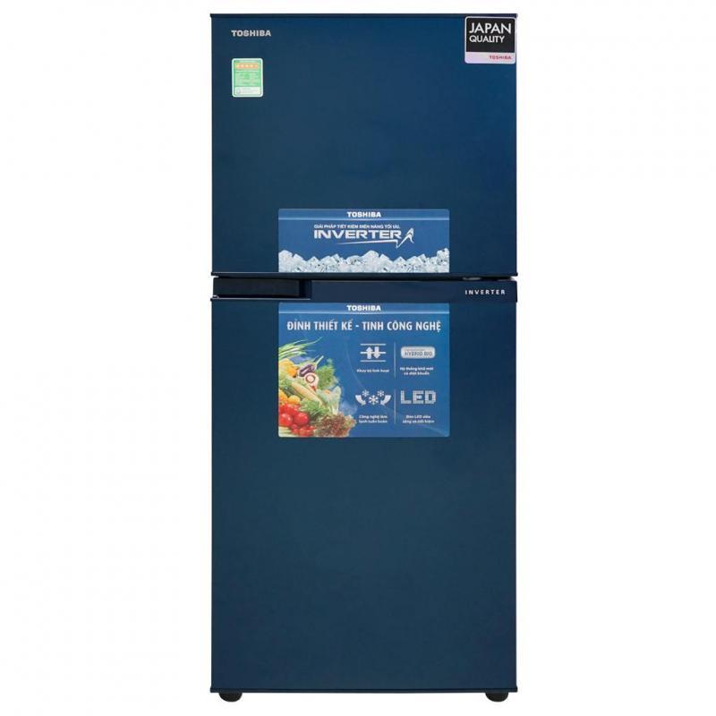 Tủ lạnh toshiba 170l mới 80%còn zin 100%