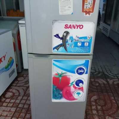 Tủ lạnh SANYO 135 Lít Zin không đông tuyết