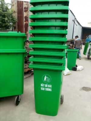 Chuyên cung cấp thùng rác công cộng