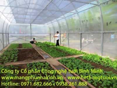 Thiết bị nhà kính Politiv, cung cấp vật tư nhà kính,vật liệu làm nhà kính trồng rau