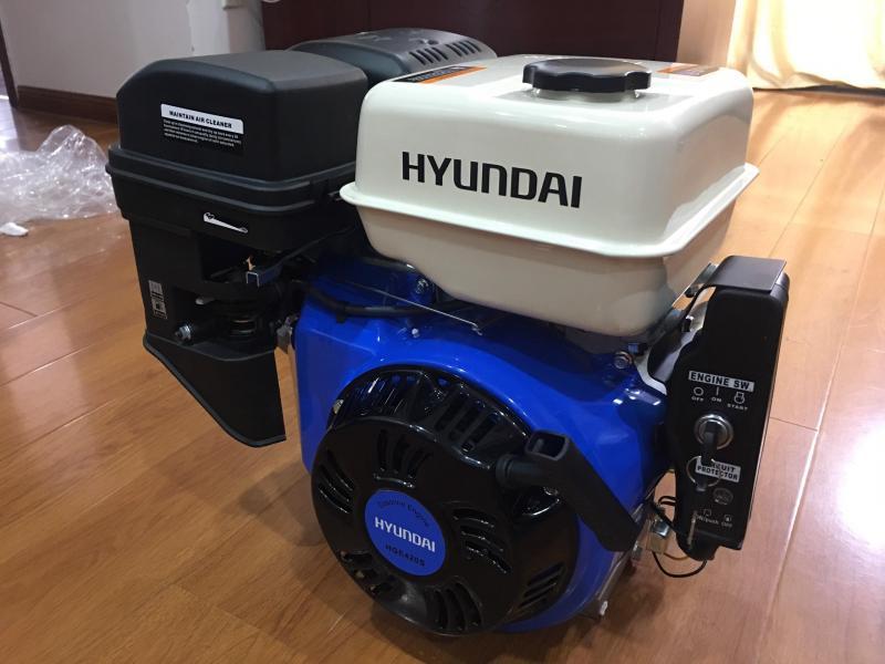 Động Cơ Xăng Hyundai 15HP HGE420S