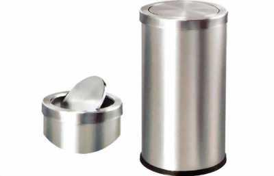Chuyên cung cấp thùng rác inox