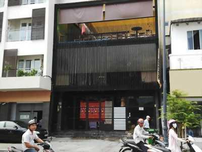 Nhà ở Mặt tiền Nguyễn Thượng Hiền.